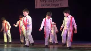 Baar baar dekho Aadi dance