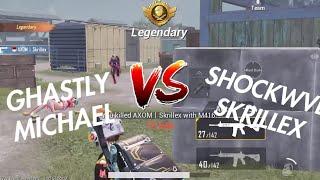 Ghastly Michael VS ShockWve Skrillex (TDM)