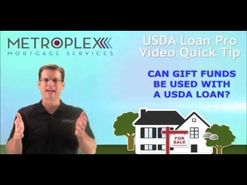 Can Gift Funds be used with a USDA Loan? USDA Loan Pro