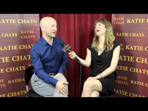 KATIE CHATS: SMITHEETV, J.P. MANOUX, ACTOR, SPUN OUT, COMMUNITY