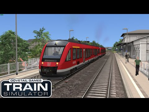 Kiel-Lübeck BR648 | Norddeutsche Bahn | Train Simulator #3 |