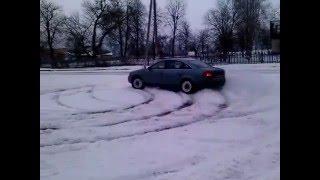 Как я уложил коробку автомат))) Audi A6C5  Quattro