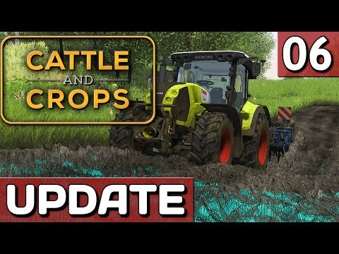 FAQ: Boden, System, Engine, Modding und mehr! ► Cattle And Crops Update #06