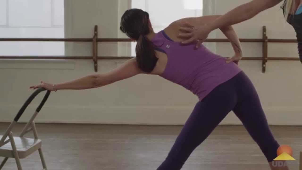 Yoga For Scoliosis Youtube
