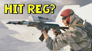 Lovely Hit Reg | Rainbow Six Siege