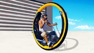 So I Got This Super Rare Monowheel.. (GTA RP)