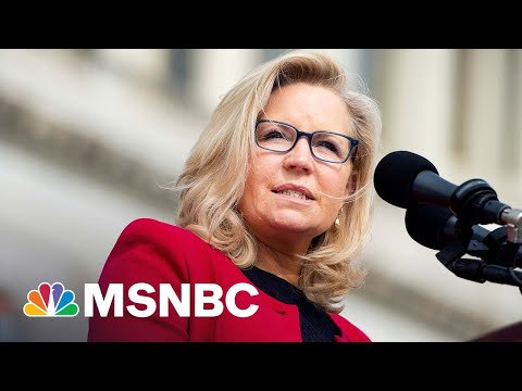 Rep. Sean Patrick Maloney Reacts To Liz Cheney's Ouster   MSNBC