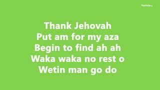 Burna Boy - Wetin Man Go Do - OFFICIAL LYRICS VIDEO.mp3