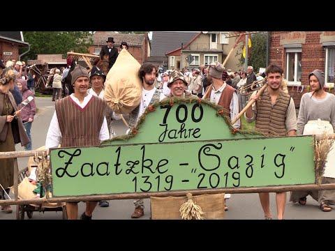 700 Jahre Zaatzke
