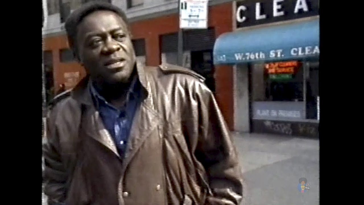 Yaphet Kotto Can't Get A Cab (1994) #YaphetKottoDay