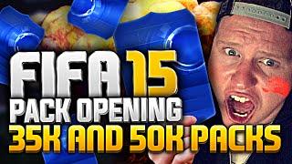 FIFA 15 | 35K AND 50K PACKS TOTY HUNT! Thumbnail