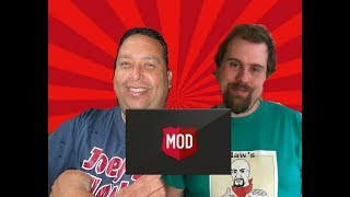 MOD Pizza Build-Off! ~ Joeys World Tour Pizza vs. Outlaws Generation Pizza