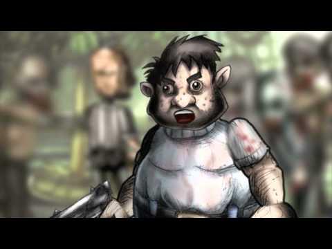 City of Rott Trailer (2006) Animated Horror