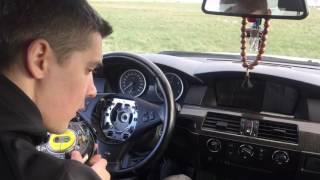 BMW E60 Руль.Небольшое кидалово)