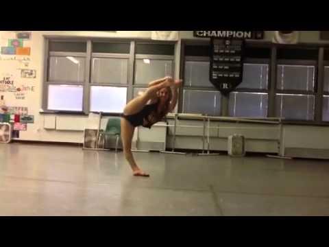Erin H - dance audition uncut