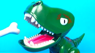 Dinosaurs for kids Zoomer Choplingz Z Rex talking and moving dinosaur toy