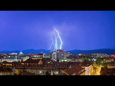 Ljubljana Nevihte
