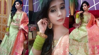 Engagement Makeup Tutorial & outfit 2020    Lifestyle Nagma