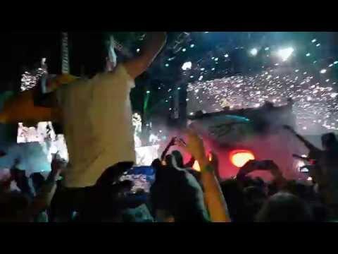 Martin Garrix Spaceships (Area 21) LIVE @ Barcelona Beach Festival 2016