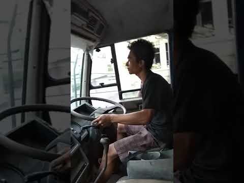 Derek Truck Mitsubishi Fuso 190ps Matot Tampa Rem Blass