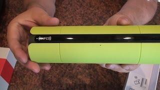 Улучшаем радио прием Bluetooth NFC Speaker KR-8800 Обзор
