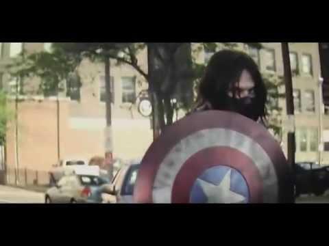 """Steve Rogers vs Bucky Barnes - """"Who the hell is Bucky ?!"""" // Winter Soldier"""