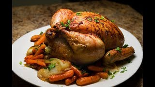How to Cook a Chicken!!!