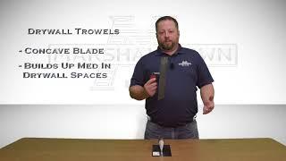MARSHALLTOWN Drywall Trowels