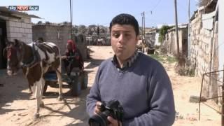 أوجه غزة المختلفة في عدسات المصورين