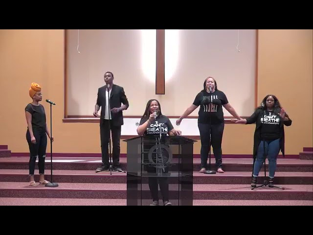 (6-7-20) Sunday Worship Service - Make Demands