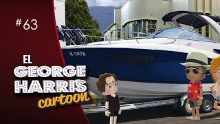 El George Harris Cartoon Ep 63 - Lancha a la Vista!