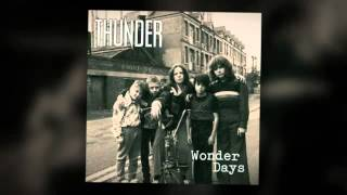 Thunder - When The Music Played