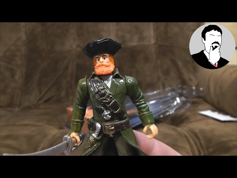 Poundland Figures Special: Piratical Army Orcs | Ashens