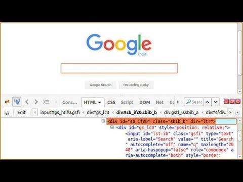 Handle Dynamic Google Search Using Dynamic XPath - WebDriver Session - 15