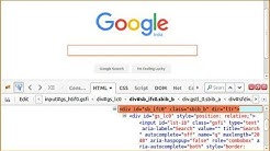 Handle Dynamic Google Search Using Dynamic XPath - WebDriver Session - 15