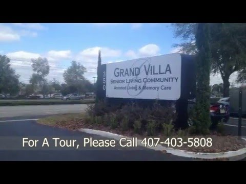 Grand Villa of Deland | Deland FL | Deland | Assisted Living & Memory & Care Independent Living