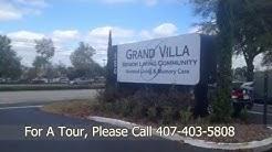 Grand Villa of Deland | Deland FL | Deland | Assisted Living & Memory & Care Independent Living