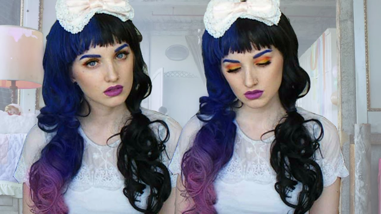 Genoeg Melanie Martinez Dollhouse / Carousel Live Makeup Tutorial - YouTube #AZ85