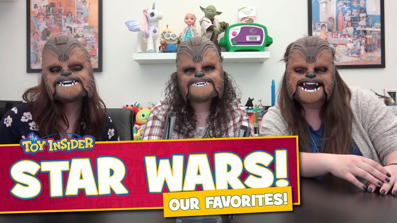 Best Star Wars Toys of 2015 Get Ready for the Force Awakens with