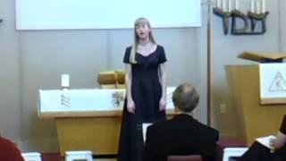 Green Finch and Linnet Bird - Katie Lee Cambiata12