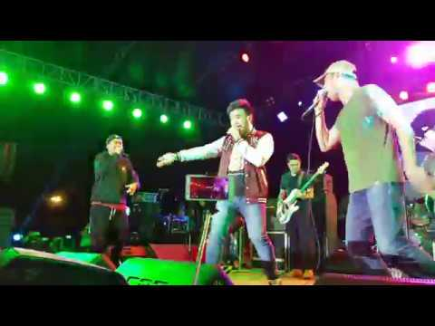 Bagsakan - Chito Miranda x Gloc 9 x Caloy Mendoza ( Live Performance at UP Fair 2018)
