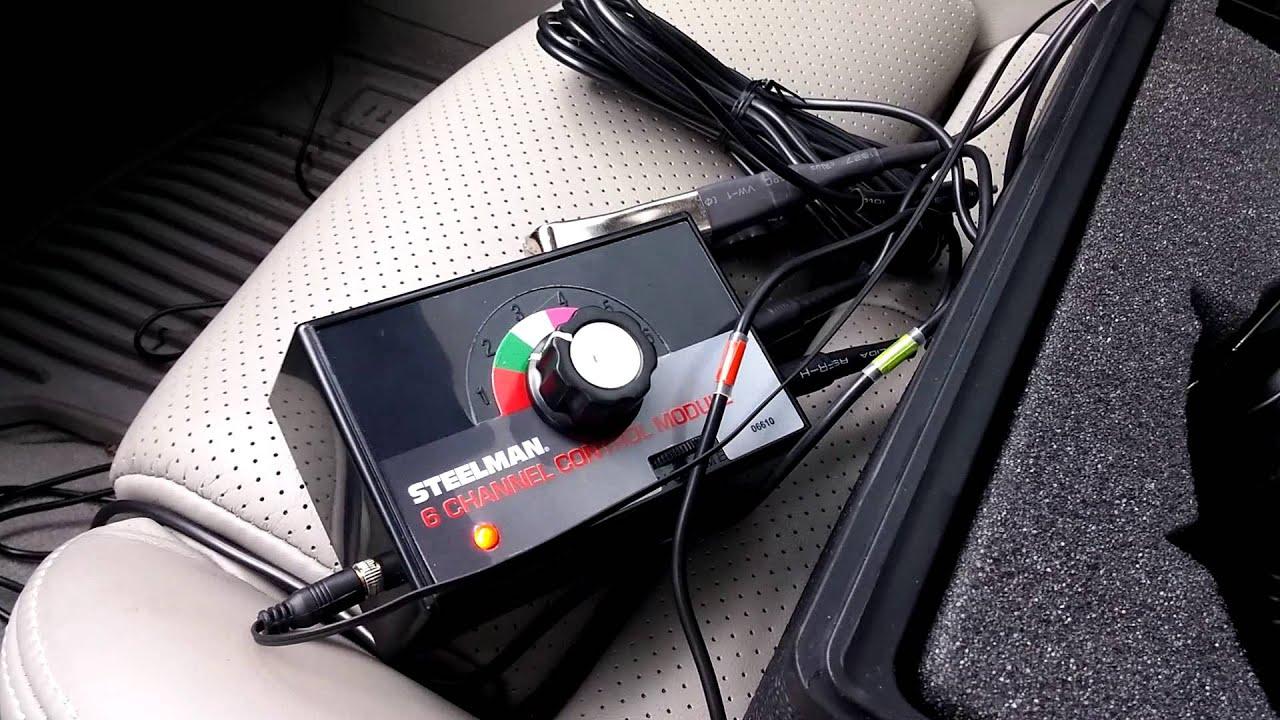Wheel Bearing Noise >> Steelman Chassis Ear wheel bearing diagnosis - YouTube