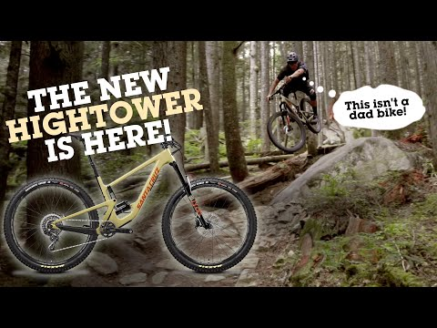 REVIEW - 2020 Santa Cruz Hightower - It's Not Your Dad's Bike