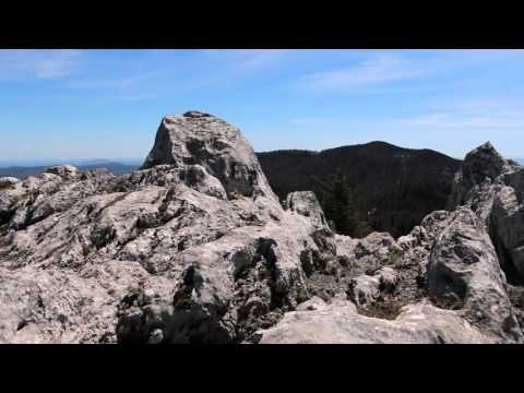 Natural Croatia: Bijele stijene - White rocks