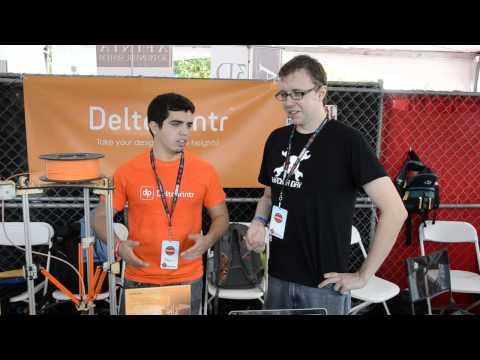 0 - Deltaprintr: Delta 3D-Drucker - Update: Kickstarter Kampagne