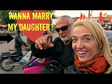 WOULD I MARRY A MOROCCAN MAN? My father helps me decide from YouTube · Duration:  5 minutes 33 seconds