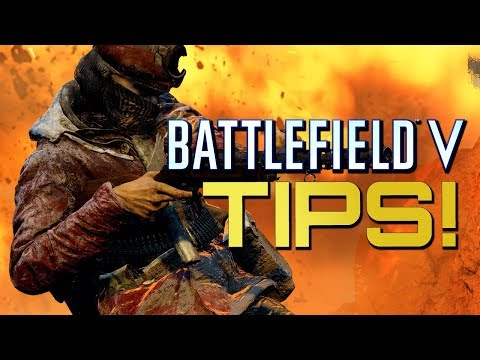 Battlefield 5: Tips to improve your gameplay! (Battlefield V Guides) thumbnail