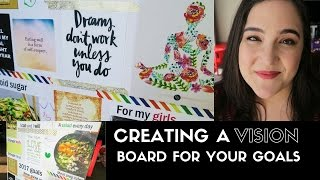A vision board has become critical tool for me! i show you my made principles of health and weight loss tell how it. main chann...