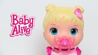 Baby Alive Como fazer uma Chupeta por BIA LOBO