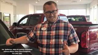 Johnson Motor Sales Chevrolet|Buick - August 2018 - Equinox Lease Special